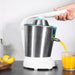 Electric Juicer Cecotec Zitrus PowerAdjust 600W - Shoppersbase
