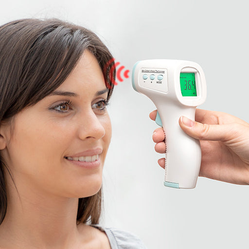 Infrared Thermometer Y-018A - Shoppersbase