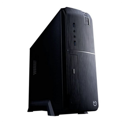 Micro ATX/ITX Midtower Case Hiditec CHA010020 Black - Shoppersbase