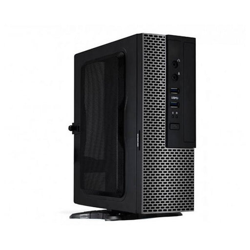 Mini ITX Midtower Case CoolBox CAJCOOIT05 Black - Shoppersbase