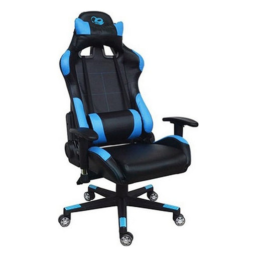 Gaming Chair CoolBox Deep Command 180º Black Blue - Shoppersbase