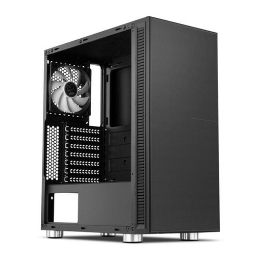 Micro ATX / Mini ITX / ATX Midtower Case NOX NX Hummer Void Ø 12 cm Black - Shoppersbase