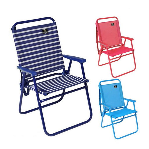 Beach chair (57 x 57 x 88 cm) - Shoppersbase