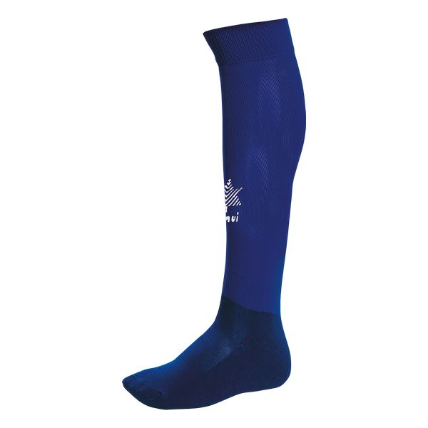 Football Socks Luanvi Pol Blue - Shoppersbase