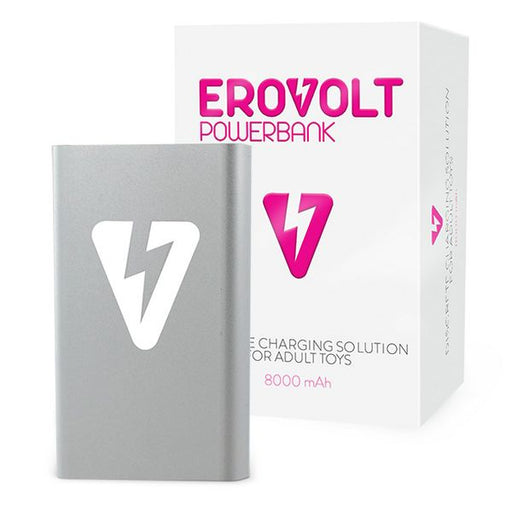 PowerBank-Silver EroVolt E27260 - Shoppersbase