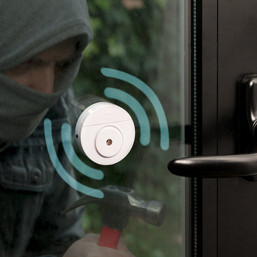 Intelligent Portable Alarm with Movement Detector Security - Shoppersbase