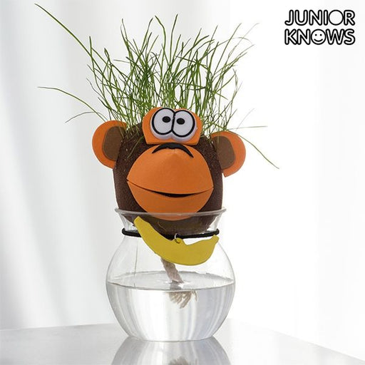 Animal Grass Head - Shoppersbase