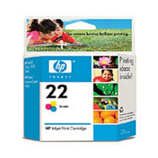 Original Ink Cartridge Hewlett Packard C9352AE Tricolour - Shoppersbase