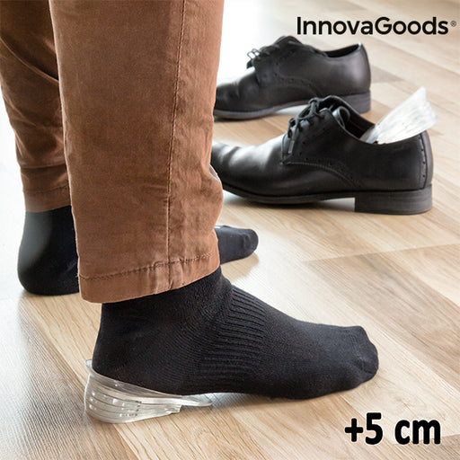 InnovaGoods x5 cm Height-Boosting Insoles - Shoppersbase