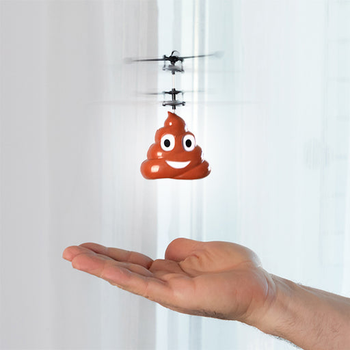 Flying Poop Helicopter - Shoppersbase