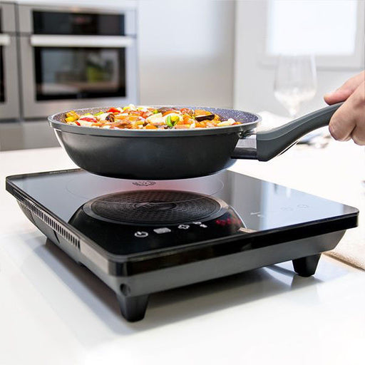Cecotec Full Crystal 8001 Induction Hot Plate - Shoppersbase