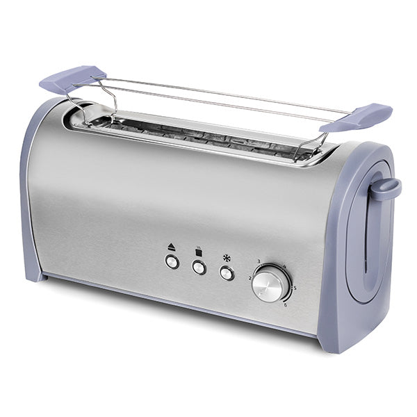 Cecotec Steel Toaster 1L 3036 1000W - Shoppersbase