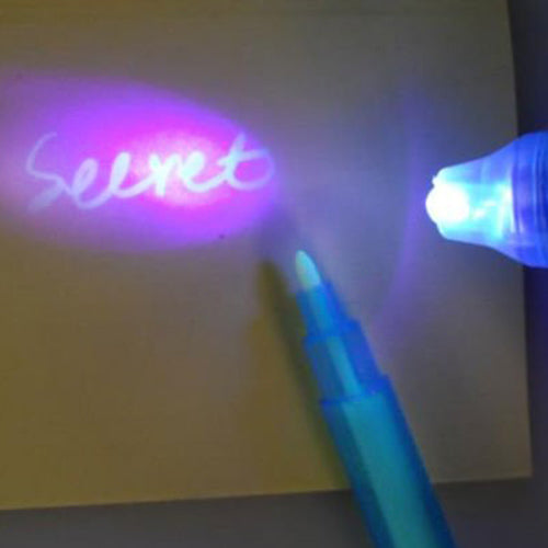 Invisible Ink Pen - Shoppersbase