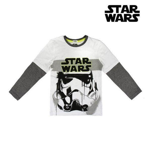 Children's Long Sleeve T-Shirt Star Wars 73094 - Shoppersbase
