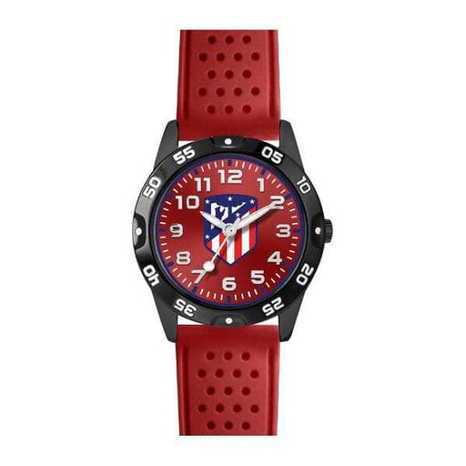 Children's Watch Atlético Madrid Red Black - Shoppersbase