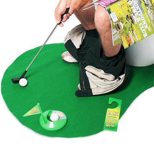 Toilet Golf Set - Shoppersbase