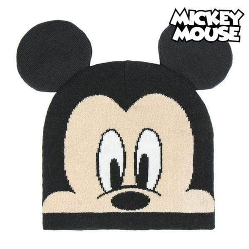 Hat Mickey Mouse 74349 Black - Shoppersbase