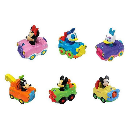 Car Tut Tut Mickey and Friends Vtech (Es) - Shoppersbase