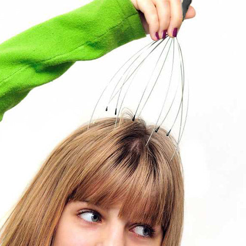 Wire Scalp Massager - Shoppersbase