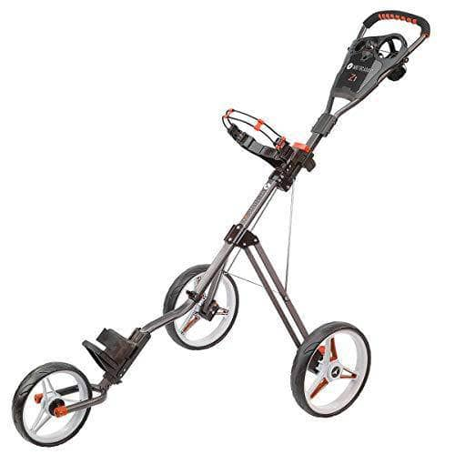 Motocaddy Z1 Push Trolley - Red - Shoppersbase