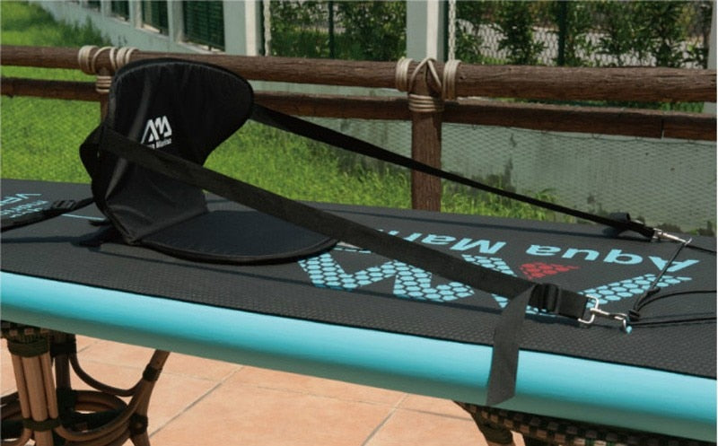 back rest seat for stand up paddle board for AQUA MARINA SUP board BREEZE VAPOR inflatable boat sport kayak adjustable A05012 - Shoppersbase