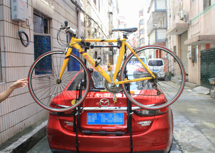 GUB High Quality Car Bike Rack Bear Weight Capacity 45KG - Shoppersbase
