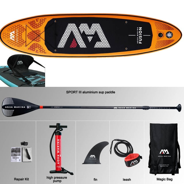 FUSION 2019 stand up paddle surfing board - Shoppersbase