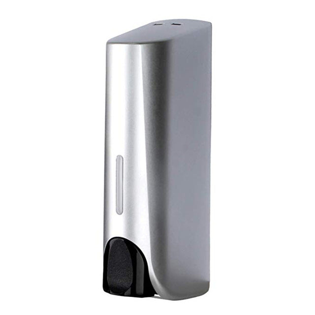Single/Double/Triple 350ml Soap Dispenser Wall-mount Shower Bath Shampoo Dispenser Liquid Soap Container - Shoppersbase