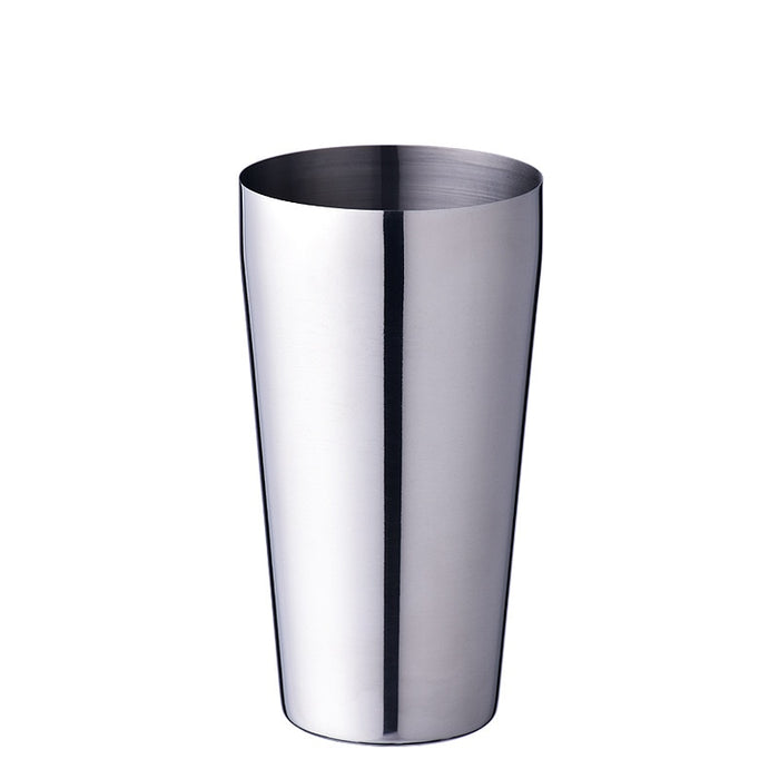Bpa Free 600ml 750ml(1350ml) Boston Whiskey Shaker Bar Tools Stainless steel 304 High-end Cocktail Shakers Two Cups Kitchen Wine - Shoppersbase