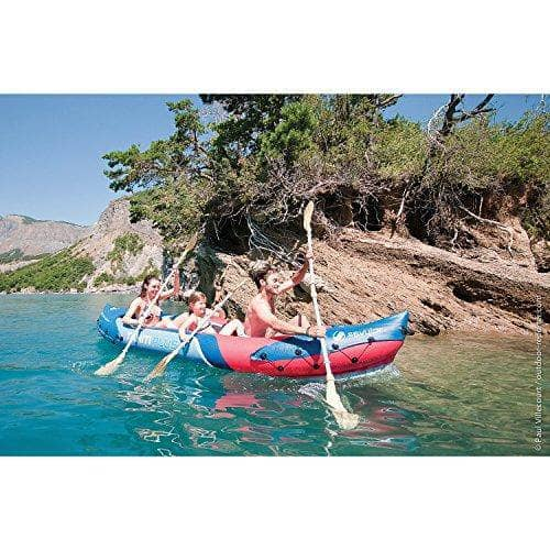 Sevylor Tahiti Plus Kayak - 2 + 1 Person - Shoppersbase