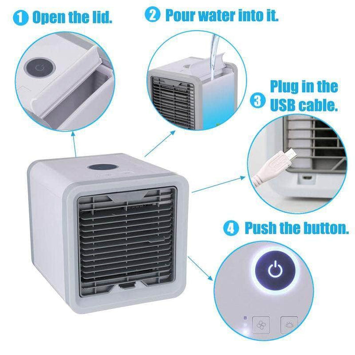Portable Mini Air Conditioner - Shoppersbase