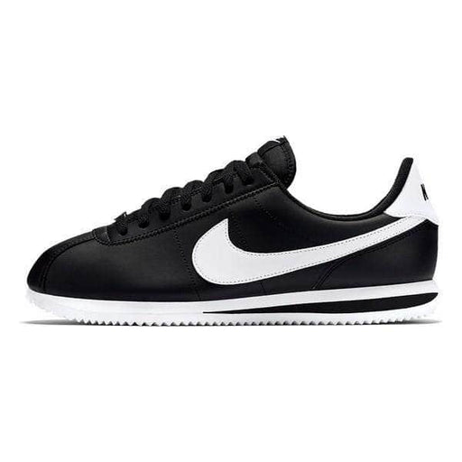 Unisex Casual Trainers Nike CORTEZ BASIC LEATHER - Shoppersbase