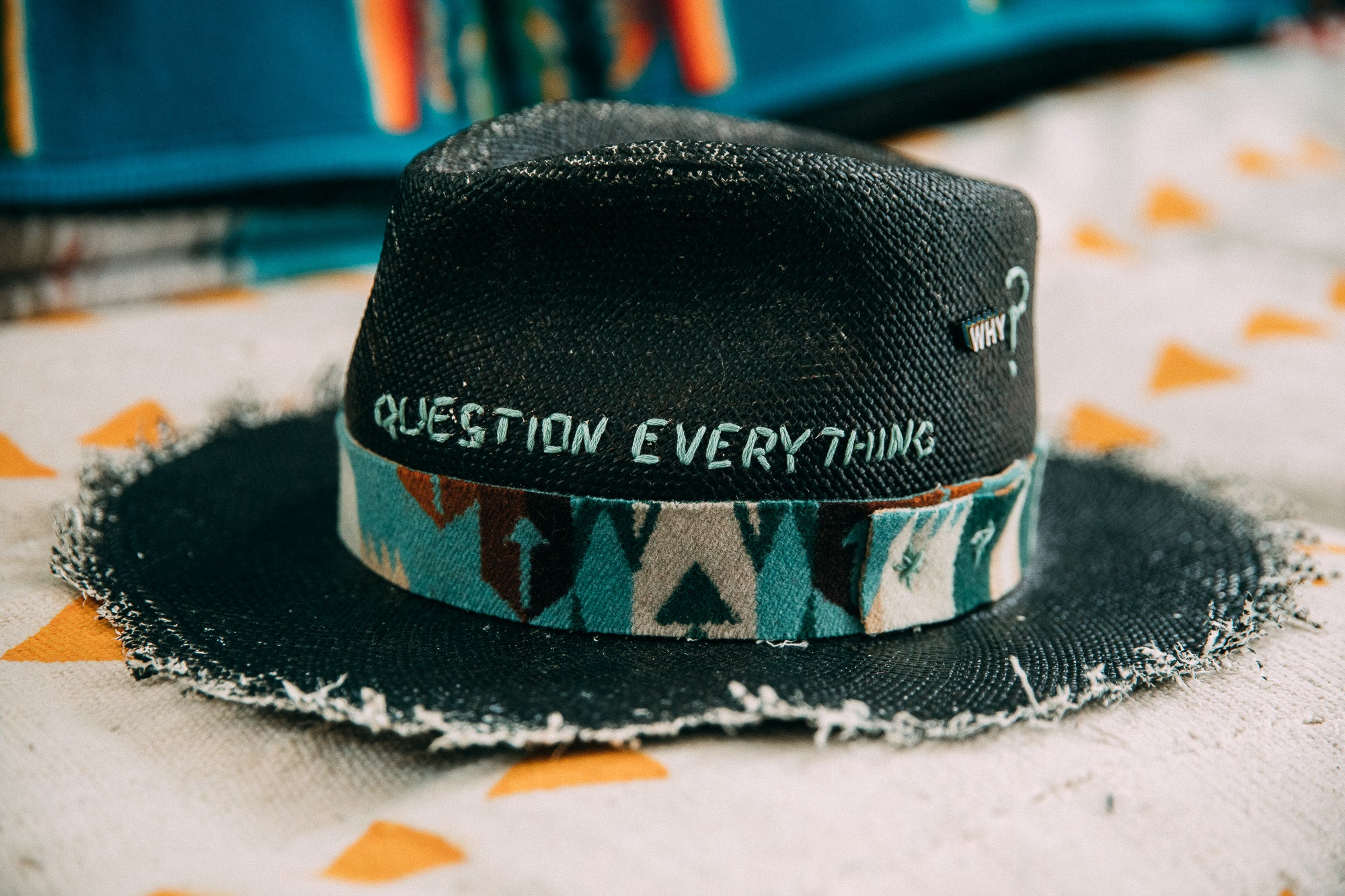 The Question Everything Hat