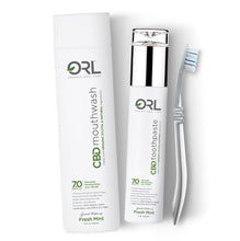Load image into Gallery viewer, CBD Toothpaste with Organic Xylitol & Natural Ingredients
