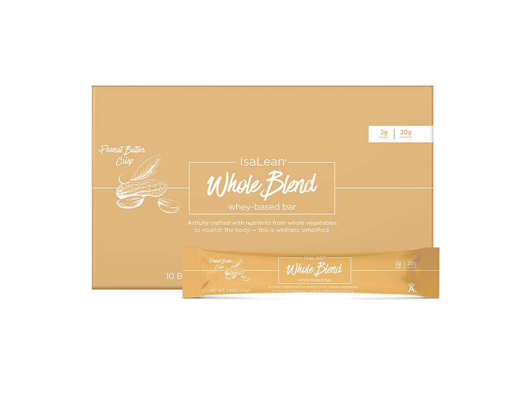 Whole Blend IsaLean Bar