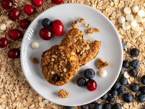 Nature Oat Bakes - Wild Berry & Oats
