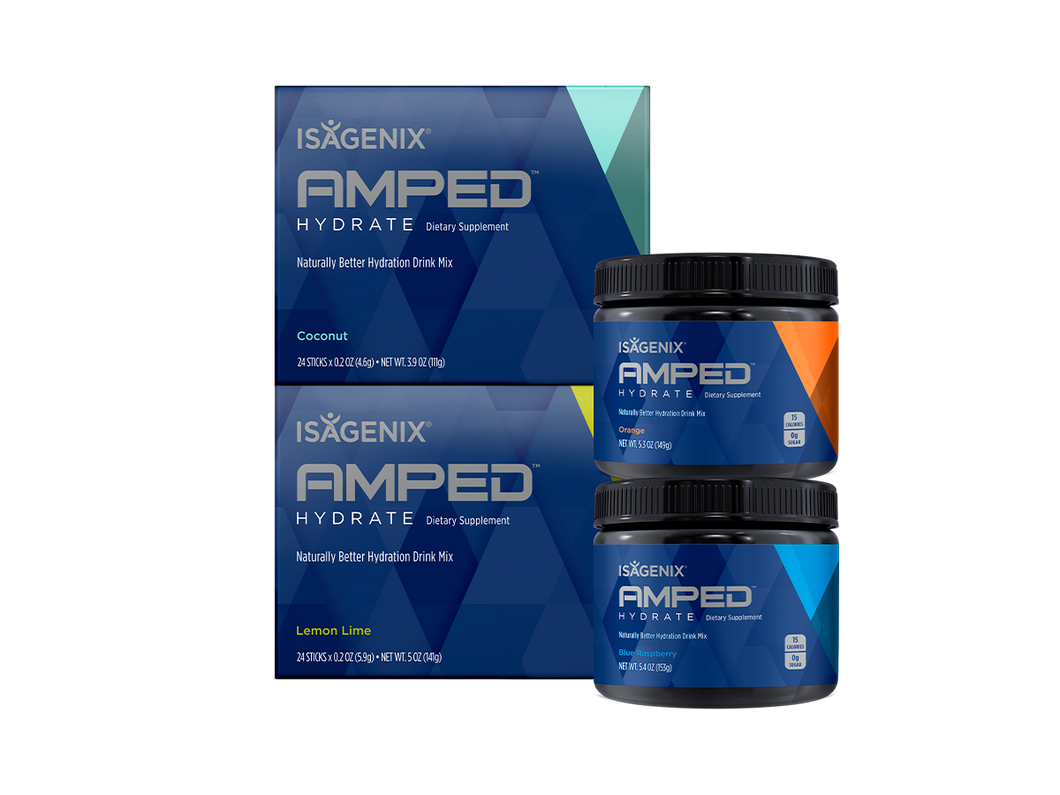 New AMPED Hydrate