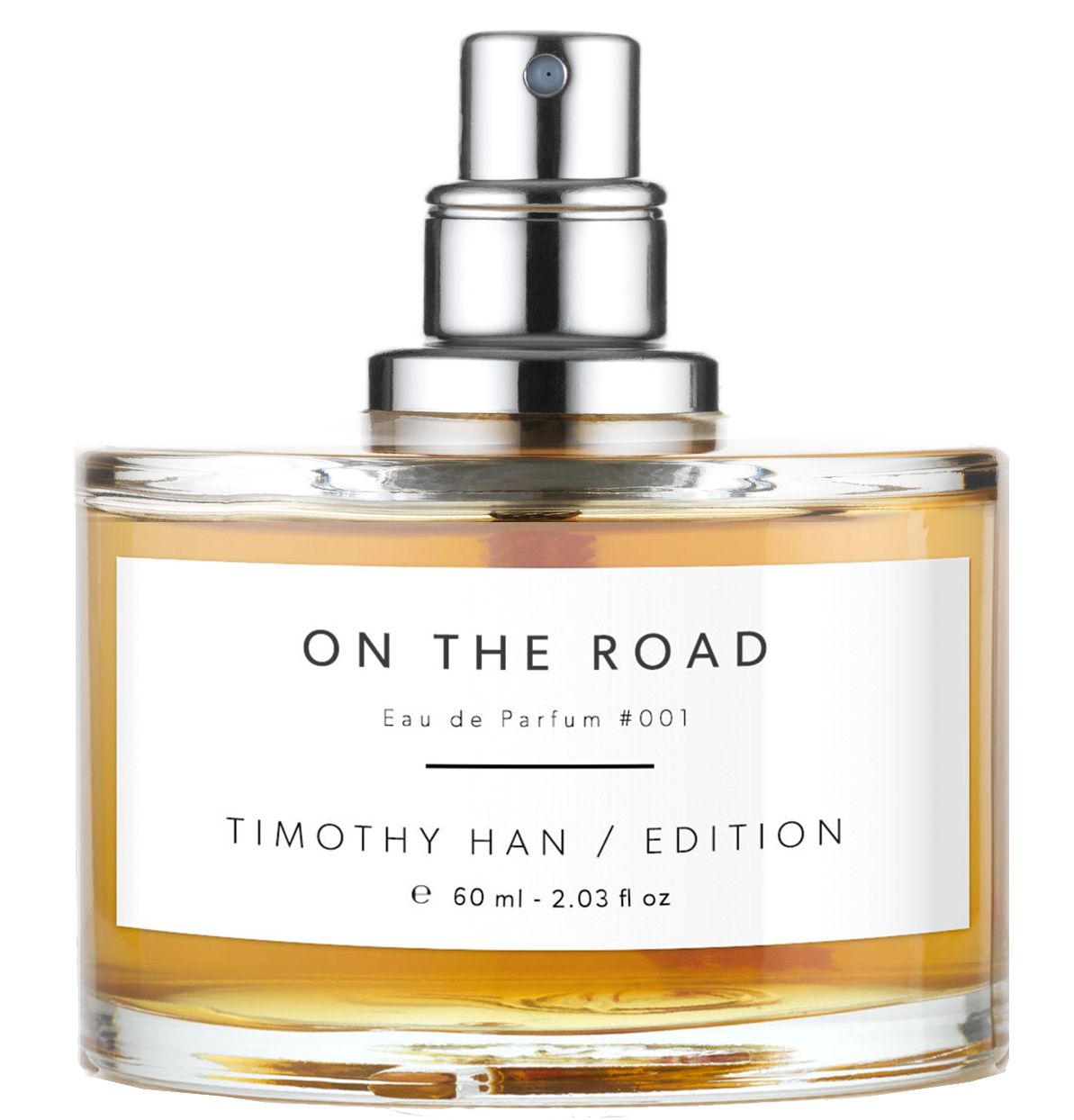 On The Road Perfume