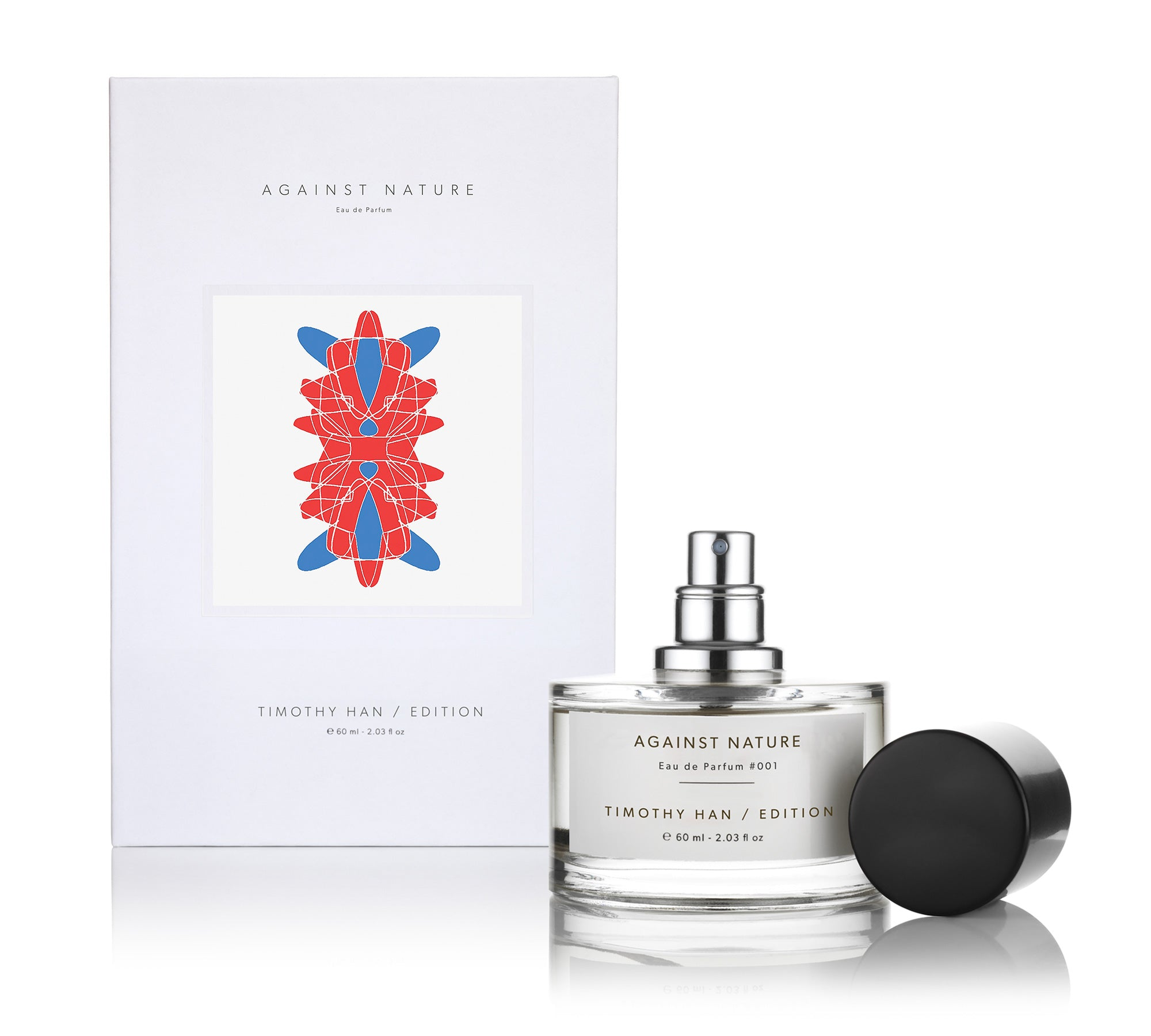 Against Nature Eau De Parfum Timothy Han Edition