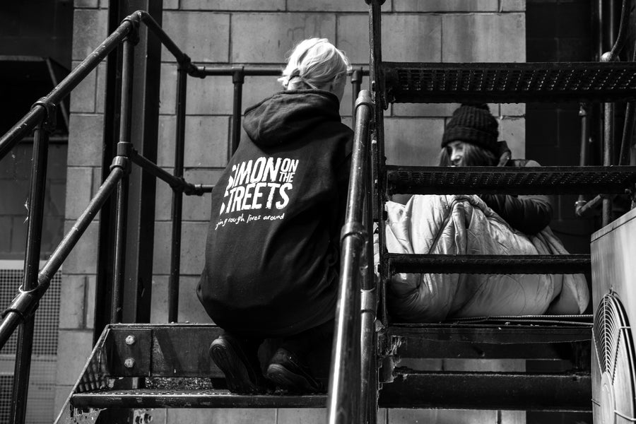 Leeds-based Peg Whisky put their support behind Simon on the Streets 5 for 5 Partnership.