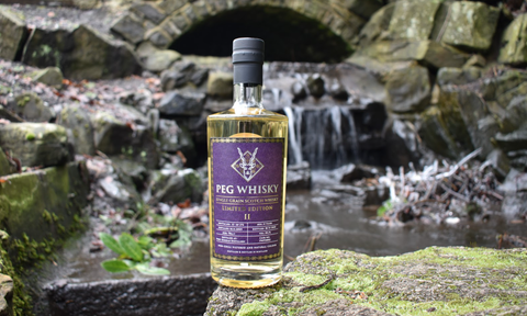Peg Whisky Limited Edition No. 2