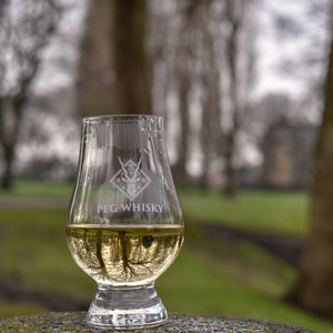 Peg Whisky Glencairn Glass