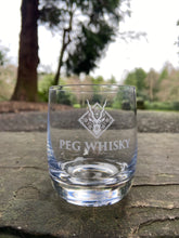 Load image into Gallery viewer, Peg Whisky Tumbler