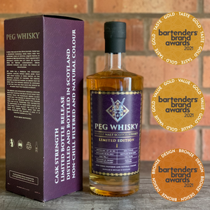 Peg Whisky Limited Edition