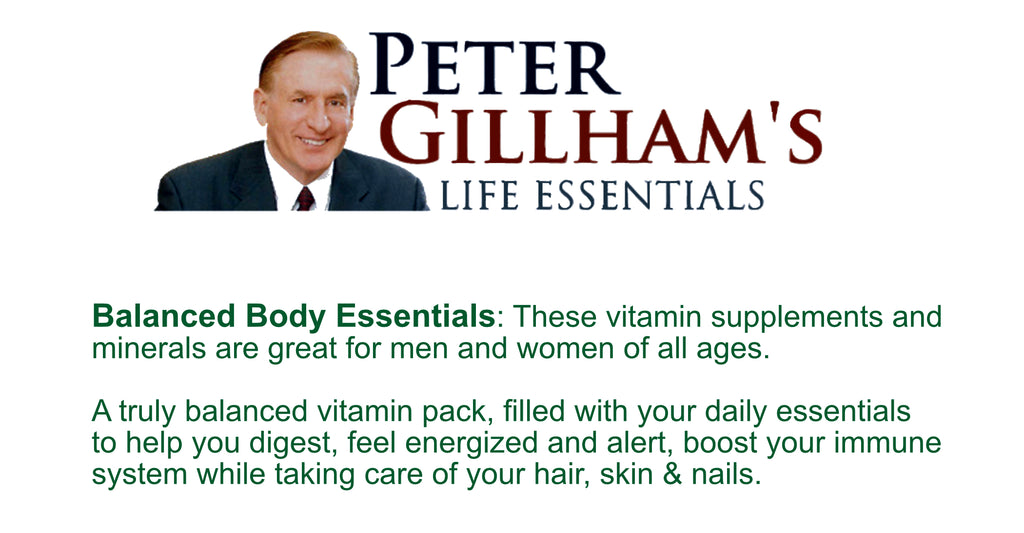 Balanced Body Essentials, 30 daily packs (Theta Essentials)