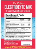 Buy Dr. Price's Electrolyte Mix (Raspberry), 30ct Box  Peter's Choice