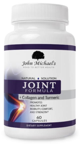 Buy John Michael's Joint Formula, 60 Caps Online | Peter's Choice