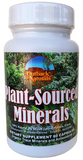 Buy Plant-Sourced Trace Minerals 60 capsules Online  Peter's Choice