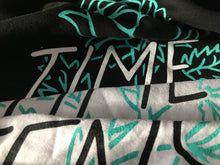 Time Vs. Intensity Tee