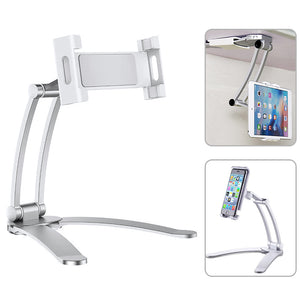 2 in 1 Flexible Lazy Desk / Wall Pull-Up Stand